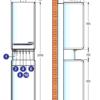 Настенный / навесной газовый котел De Dietrich CITY 1.24-II FF BC 80 1727