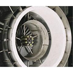 Горелки для дожига газов после газовых турбин Saacke DDZG A
