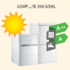 Тепловой насос De Dietrich GSHP GSHL …/V 200 GSHL, GSHP …/B 200 GSHL 1653