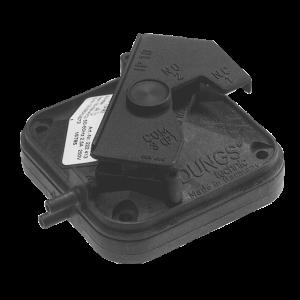 AA-A1: Дифференциальный датчик-реле давления для воздуха, дымовых и отработавших газов Dungs (США/CDN)
