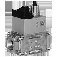 Двойной электромагнитный клапан Dungs DMV-D(LE)/11 Rp 3/8 — Rp 2