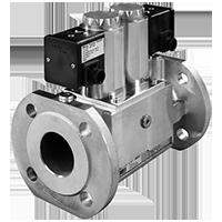 DMV 50025, 50050: Двойной электромагнитный клапан Dungs