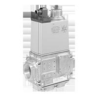 DMV 525: Двойные модульные запорные клапаны безопасности (США/CDN) Dungs