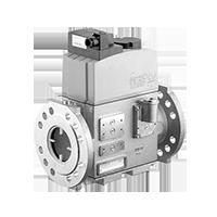 DMV eco/6xx: Двойные модульные запорные клапаны безопасности с контролем закрытия (США/CDN) Dungs