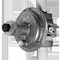Предохранительный сбросной клапан Dungs FRSBV