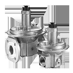 Dungs FRS Регулятор давления газового оборудования (США/CDN)