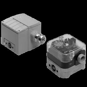 Dungs GGW…A4 Дифференциальный датчик-реле давления для газа, воздуха, дымовых и отработавших газов