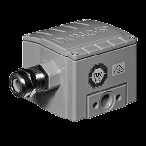 Dungs GW A4/2 HP SGS Реле давления газа до 120 PSI и для специальных газов (США/CDN)