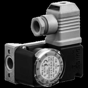 Dungs GW…A6 Компактный датчик-реле давления для газа и воздуха