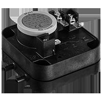 Dungs LGW…A1 Дифференциальный датчик-реле давления для воздуха, дымовых и отработавших газов
