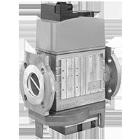 Dungs MBC-…-SE: GasMultiBloc® (газовый мультиблок), модуль регулирования и безопасности, серворегулятор давления