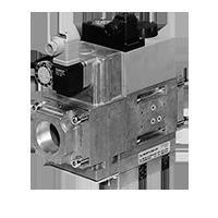 Dungs MB-VEF 415-425 B01 GasMultiBloc® (газовый мультиблок), модуль регулирования и безопасности, бесступенчатый плавный режим эксплуатации