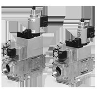 Dungs MB-ZRD(LE) 415-420 B01 GasMultiBloc® (газовый мультиблок), модуль регулирования и безопасности, двухступенчатый режим эксплуатации