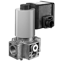 MV 10..: Электромагнитный клапан безопасности, одноступенчатый Dungs