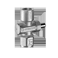 Dungs PBV Кнопочный запорный клапан для реле давления (США/CDN)