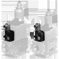 Dungs ÜB, NB…A2 Ограничитель давления для комбинированных исполнительных приборов