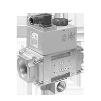 DMV & Vent Line Adapter: Фланец сбросной линии и двойной модульный запорный клапан безопасности (США/CDN) Dungs