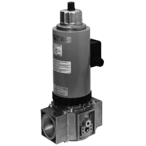 Dungs ZRLE/5, ZRDLE/5 Электромагнитный клапан безопасности, двухступенчатый
