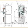 Газовый напольный атмосферный котел De Dietrich Elitec DTG 1305 EcoNOx/H 150 1895