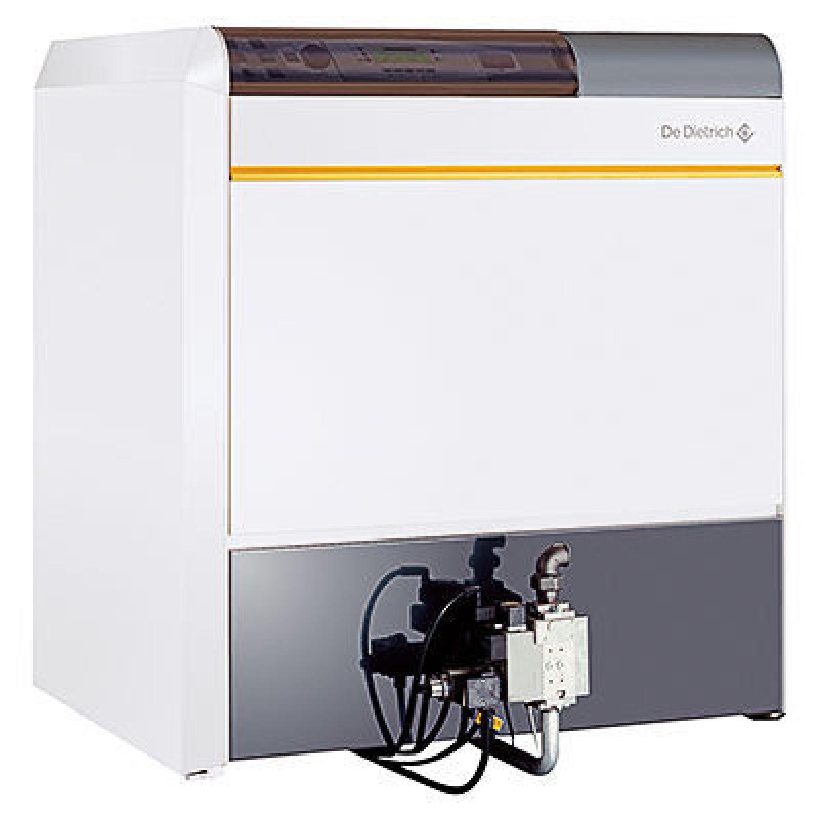 Газовый напольный атмосферный котел De Dietrich DTG 330-12 Eco NOx