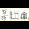 Газовый напольный конденсационный котел De Dietrich С 610-1000 Eco 1791