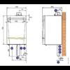 Настенный газовый конденсационный котел De Dietrich MCA 90 2068