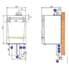 Котлы газовые De Dietrich Innovens Pro MCA 45 / 65 / 90 / 115 2068