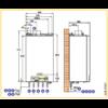 Котлы газовые De Dietrich серии MCR-P 24 PLUS 2048