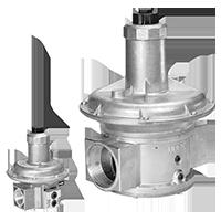 Dungs FRG Регулятор соотношения воздух/газ и регулятор газа до атмосферного давления (США/CDN)