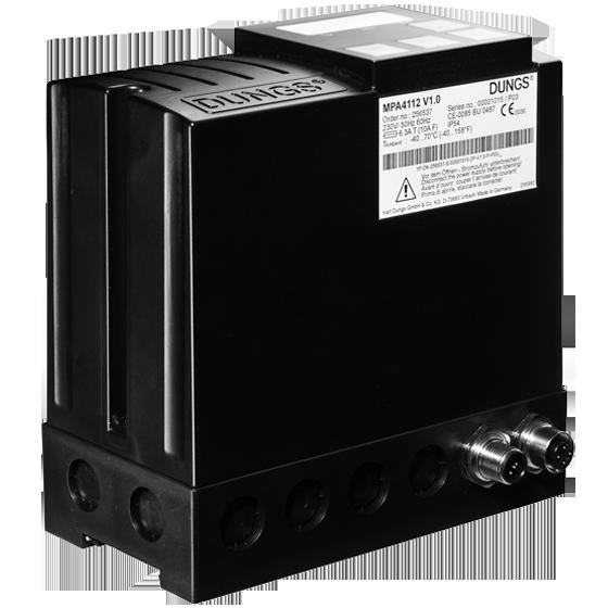 Dungs MPA 41xx Топочный автомат для одноступенчатой газовой горелки