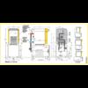 Жидкотопливный/газовый котел De Dietrich GT 1204/L 160 1869