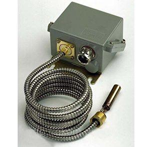 Дистанционный датчик с бронированной капиллярной трубкой Danfoss KPS