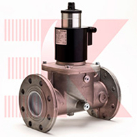 Газовый клапан Elektrogas VML6-5 2″