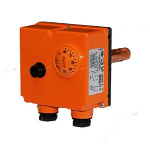 Термостат двойной предохранительный IMIT TLSC (0-90 °С)