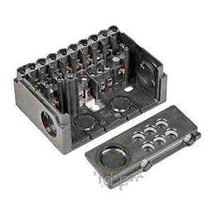 Цоколь топочного автомата Satronic/Honeywell 75320