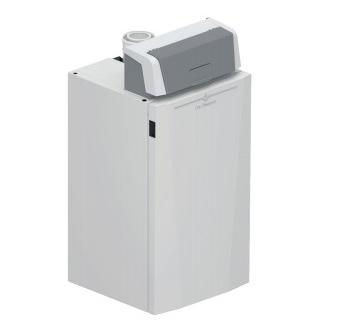 Напольный газовый конденсационный котел De Dietrich ELIDENS C140